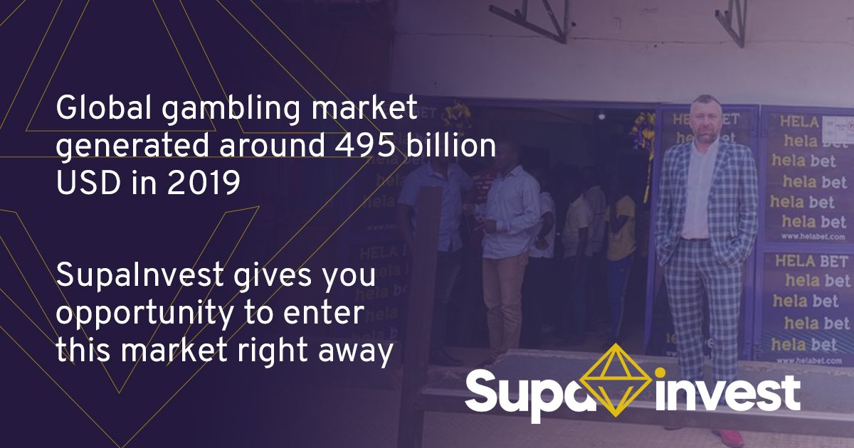 SupaInvest's roots
